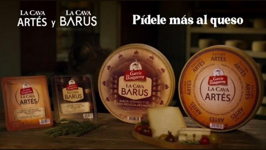 El Laboratorio lanza la campaña Pídele más al queso para García Baquero