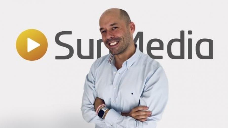 Guillermo Martín, VP Global Business Development en SunMedia