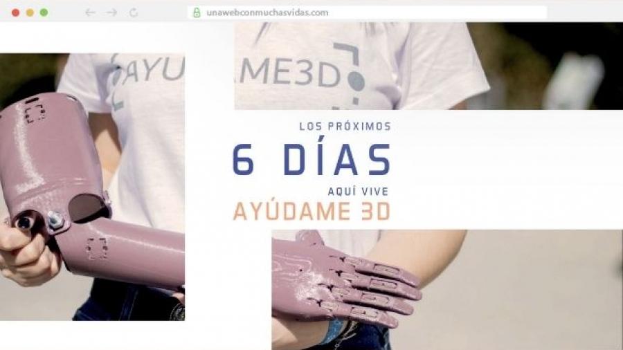 Una web con muchas vidas, la primera web que se recicla en otras