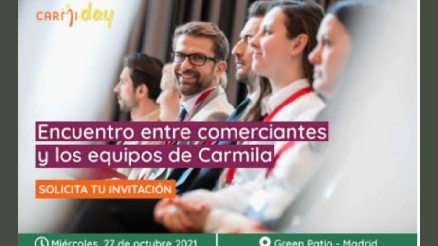 evento Carmiday 2021 de Carmila para retailers