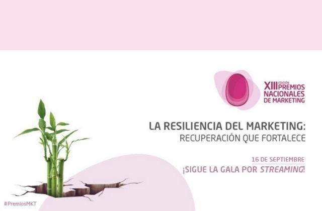 gala de los Premios Nacionales de Marketing 2021