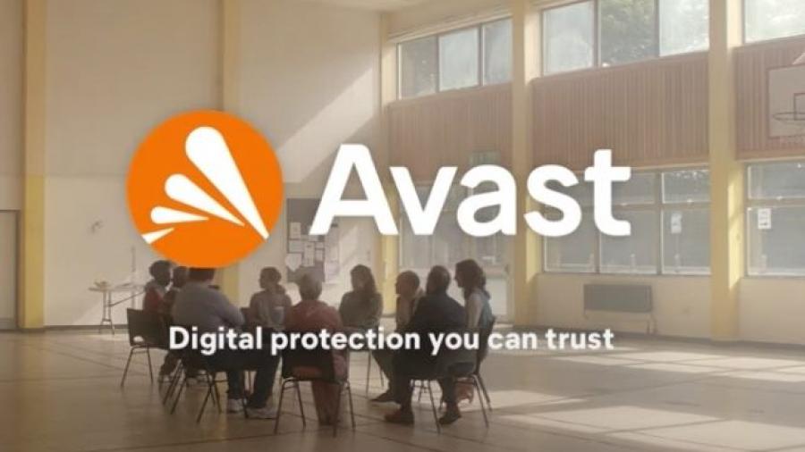 nueva identidad corporativa de Avast
