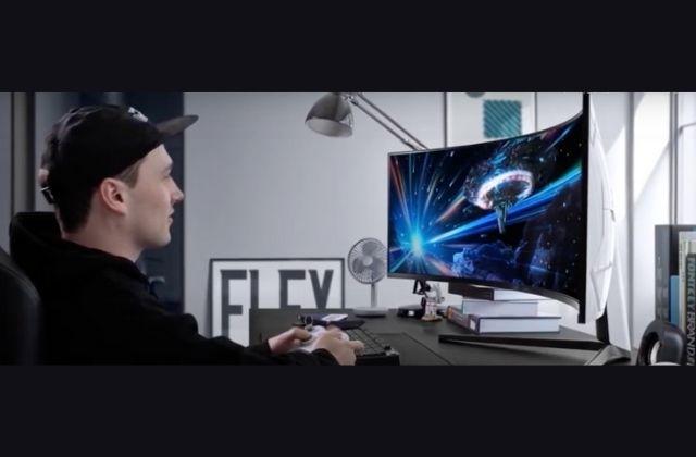 pantallas para gaming - Samsung Odyssey G9 2021