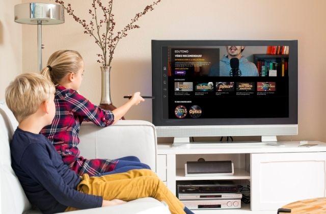 plataforma educativa de streaming Edutono