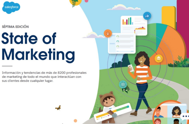 profesionales del marketing salesforce state of marketing