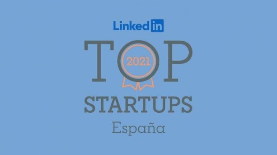 ranking Top Startups 2021 de LinkedIn España