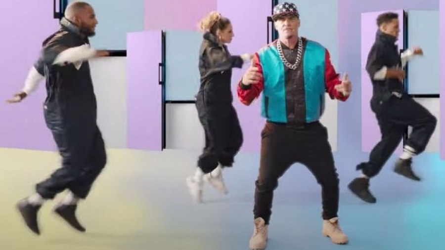 videoclip Reduce your Ice, Ice Baby
