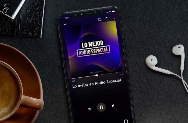 Amazon Music Unlimited anuncia streaming de alta calidad y música mezclada en audio espacial