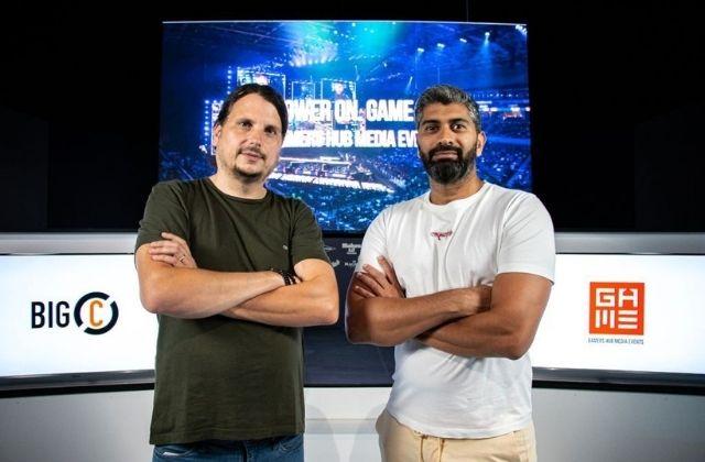 Big C y Gamers Hub Media Events se unen en la joint venture BIGC X GHME