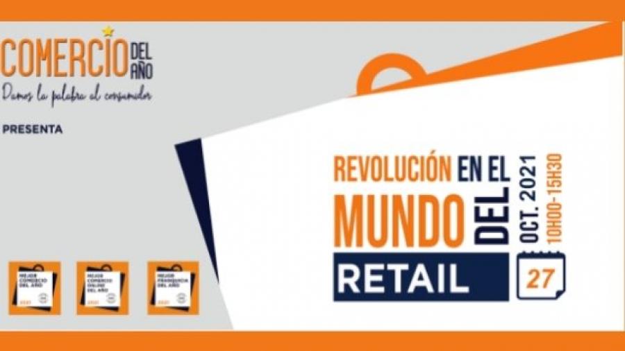 Comercio del Año celebra la jornada Revolución en el mundo del Retail 2021