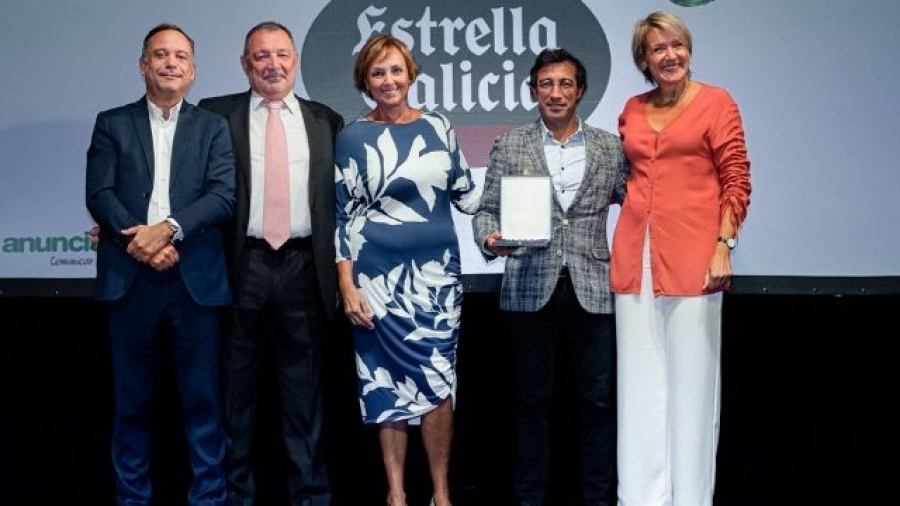 Estrella Galicia gana el Premio Eficacia a la Trayectoria Publicitaria de una Marca 2021