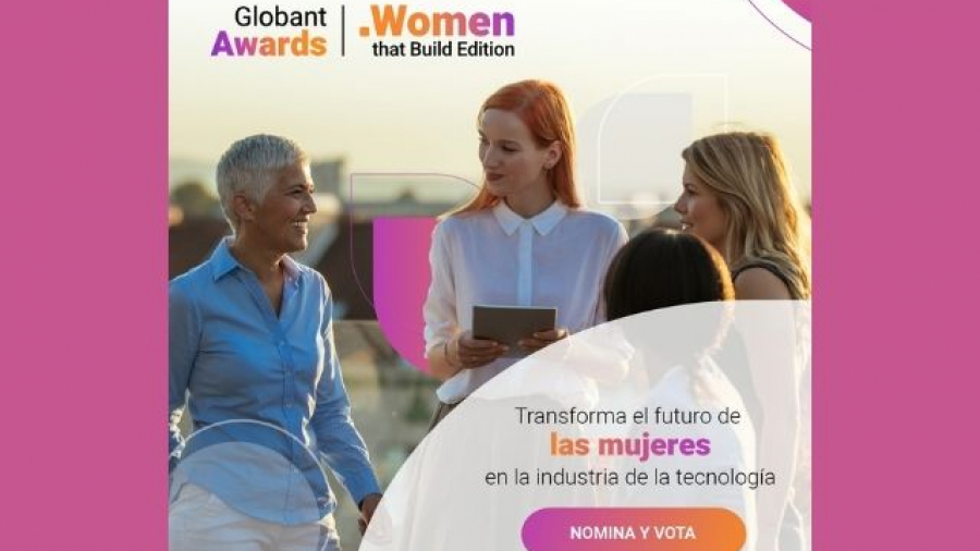 Globant lanza la edición Woman that Build Awards 2021 para premiar a mujeres en tecnología