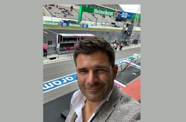 Juan Marí Guillot, CEO de la agencia VRM (DinamarKa)