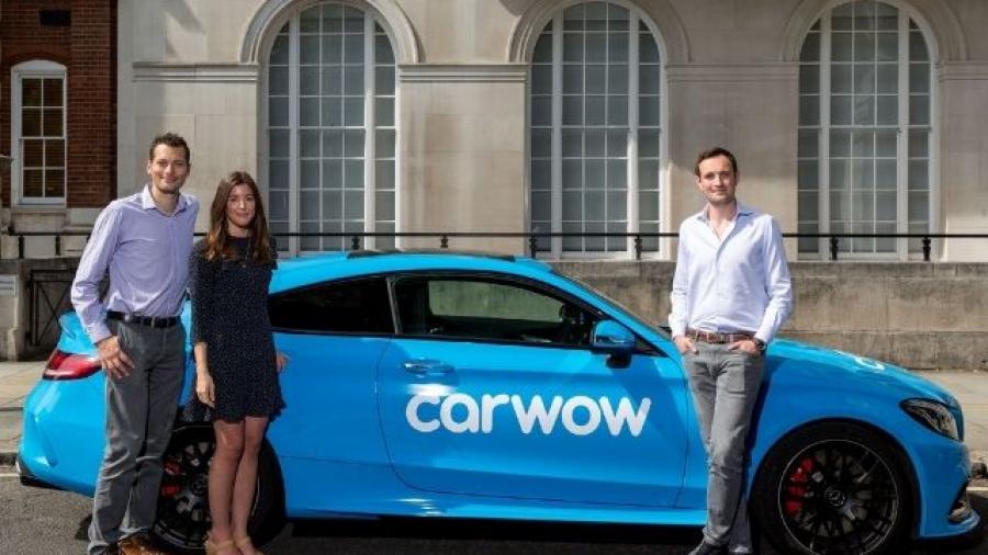 TEAM LEWIS, agencia elegida para gestionar las RRPP de Carwow en España