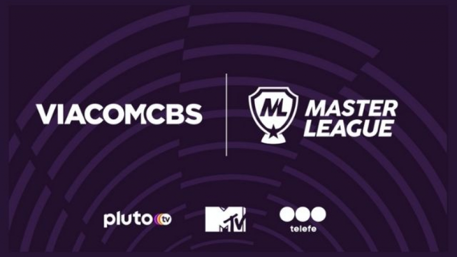 ViacomCBS Networks América emitirá en Pluto TV, MTV y Telefe la Master League