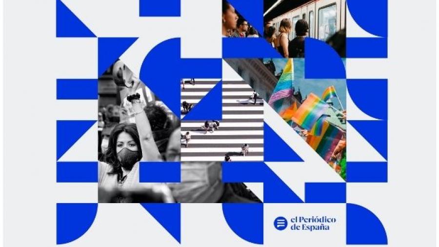campaña Voces para el lanzamiento de El Periódico de España (Prensa Ibérica)