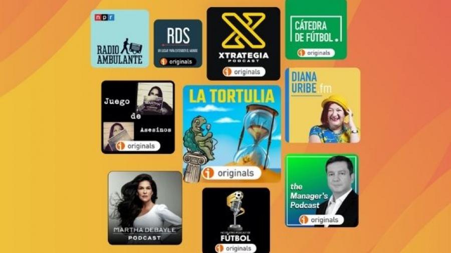 el poder del podcast en español como punto de unión mundial para hispanohablantes