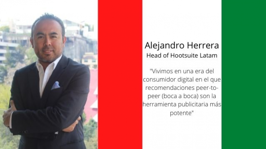 entrevista a Alejandro Herrera, Head of Hootsuite Latam