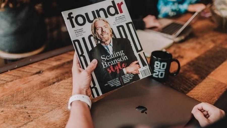 la historia de Virgin y las claves del éxito de Richard Branson