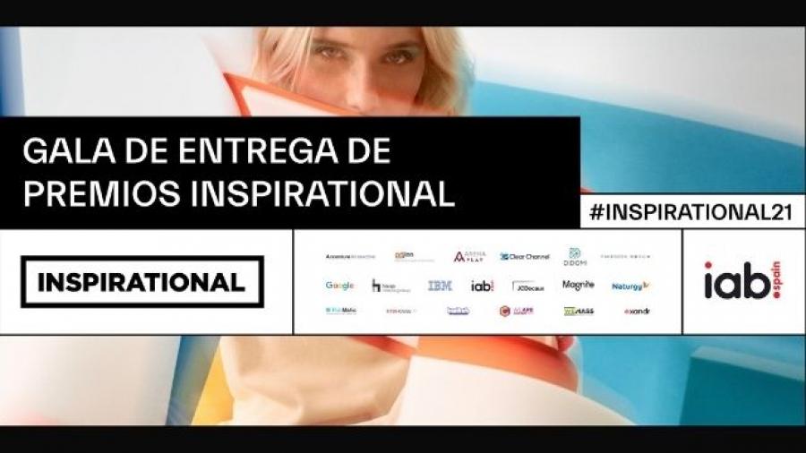 palmarés completo de los Premios Inspirational 2021