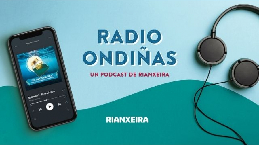 podcast Radio Ondiñas de Conservas Rianxeira